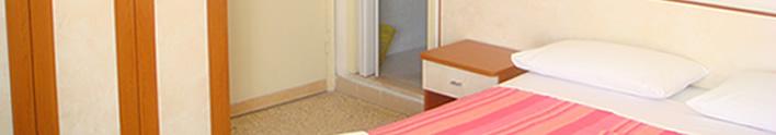 <span>Uno sguardo</span> alle nostre stanze